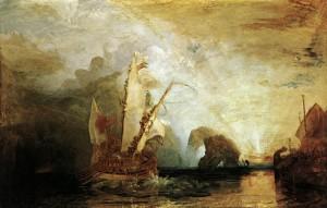 William Turner, Ulysses deriding polyphemus